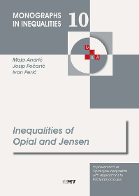 Inequalities of Opial and Jensen