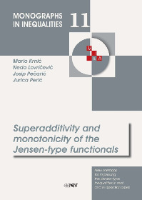 Superadditivity and monotonicity of the Jensen-type functions