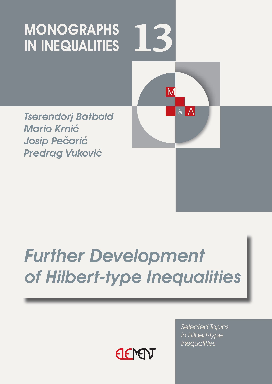 Further Development of Hilbert-type Inequalities