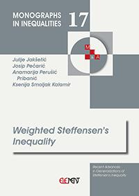Weighted Steffensen's Inequality