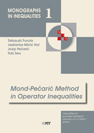 Mond-Pečarić Method in Operator Inequalities