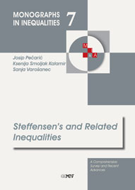 Steffensen's and Related Inequalities