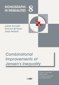 Combinatorial Improvements of Jensen's Inequality